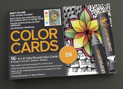 CLCC0103 Chameleon Color Cards Zen