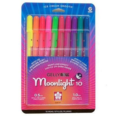 SK38176 Sakura Gelly Roll Moonlight 10pack