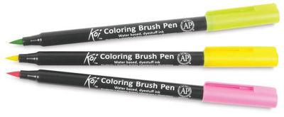 Sakura Koi Coloring Brush