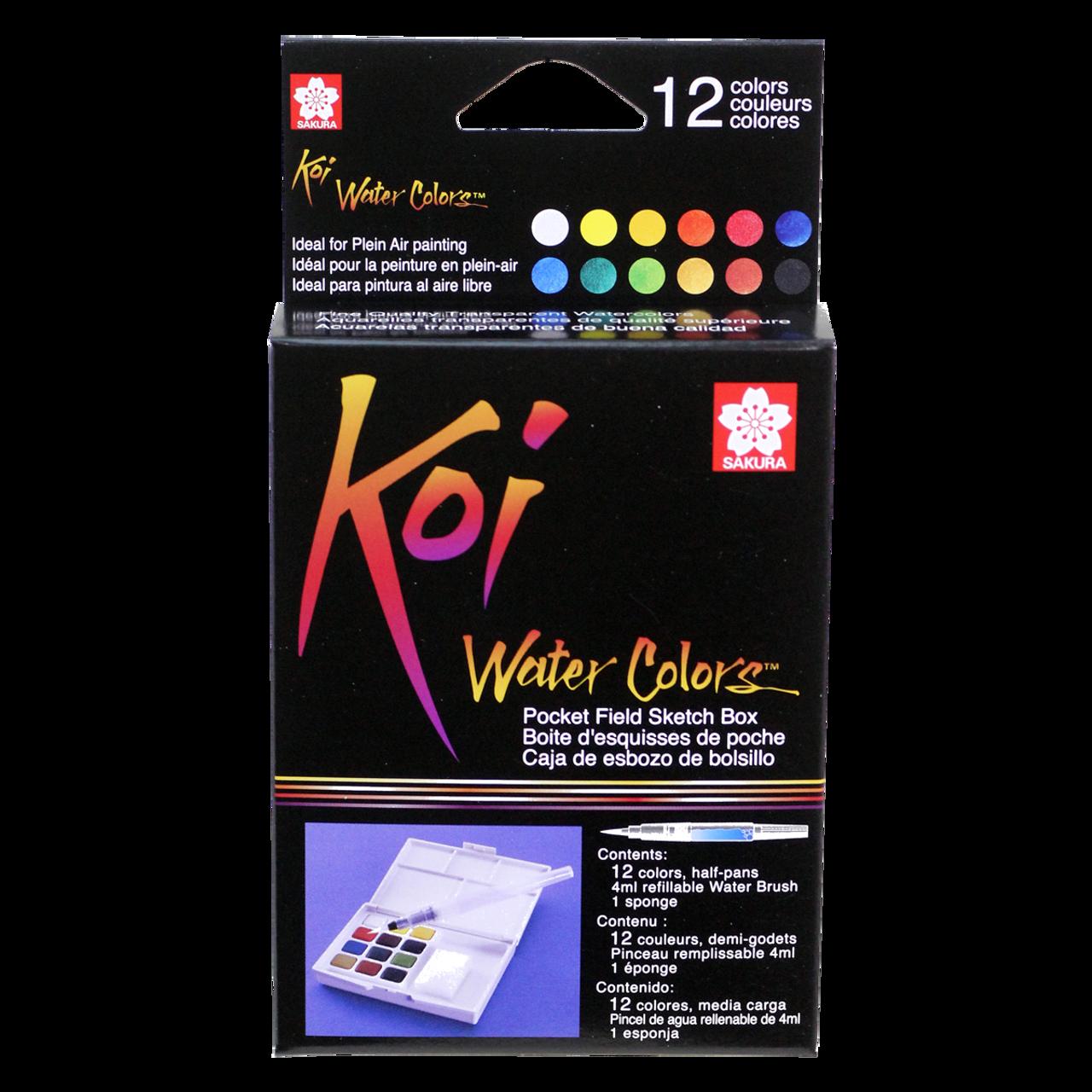 Home Carpe Diem Markers Sakura Koi Coloring Brush Pen Sets