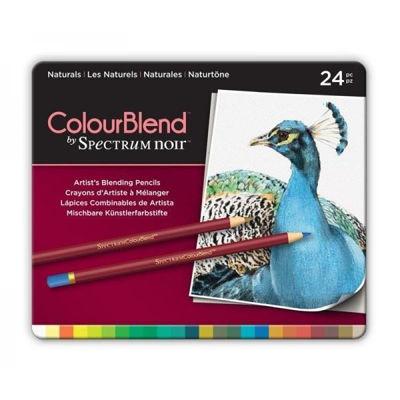 CCSPECCB-NAT24 Spectrum Colourblend Pencils Naturals 24pc