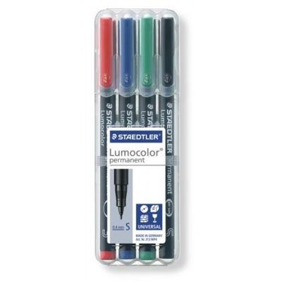 MS319F Staedtler Lumocolor Permanent Marker Special- Fine