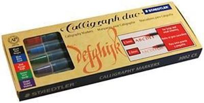 Picture of Staedtler Calligraphy Duo Color Sets