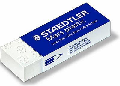 MS52650 Staedtler Plastic Eraser