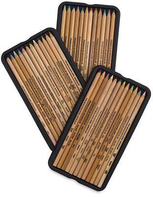 SA4066 Prismacolor Premier Water-Soluble Color Pencil 36 Set