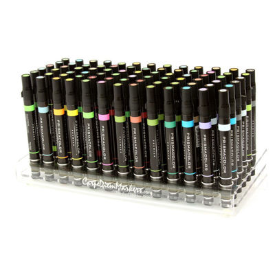 Prismacolor Empty Marker Rack for 78 Markers