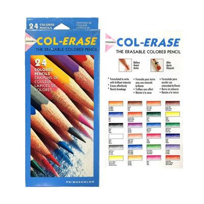 SA20517 Prismacolor Col-Erase 24 Set