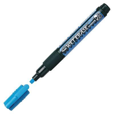 Pentel Wet Erase Chalk Marker Chisel Tip