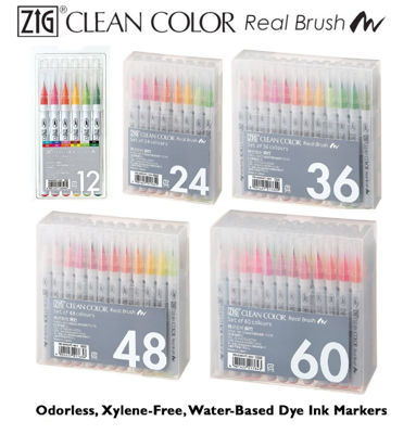 Picture of Zig Clean Color Real Brush Sets
