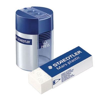 Picture of Staedtler Sharpeners and Erasers