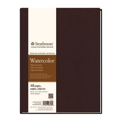 Picture of Strathmore Art Journal - Watercolor