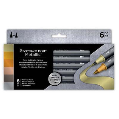 Picture of Spectrum Noir Metallic Markers