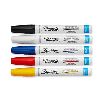 Sharpie Paint Marker Water Base