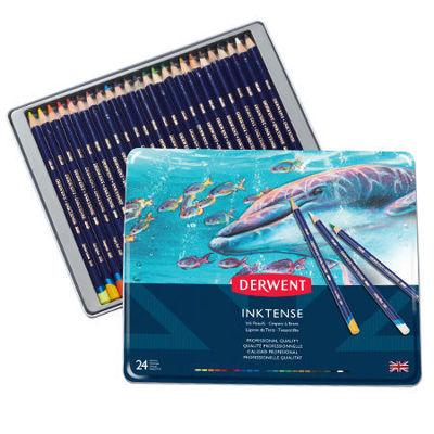 Picture of Derwent Inktense Pencils Sets